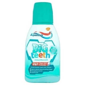 Aquafresh płyn do płukania ust dla dzieci, 300ml