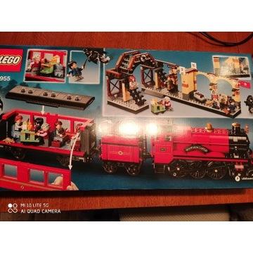 LEGO 75955 pociąg do Hogwartu