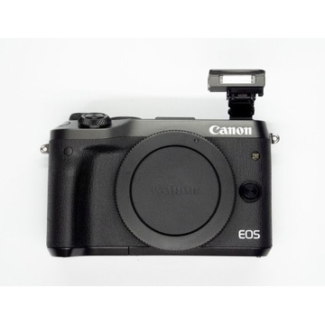 Canon EOS M6 body idealny