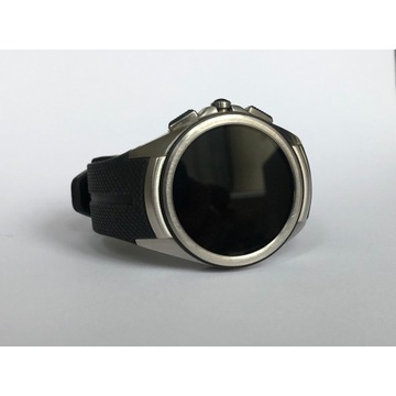 Czarny smartwatch LG Urbane 2ND Edition