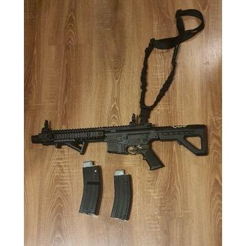 Wiatrówka Crosman Panther Arms DPMS SBR Full Auto