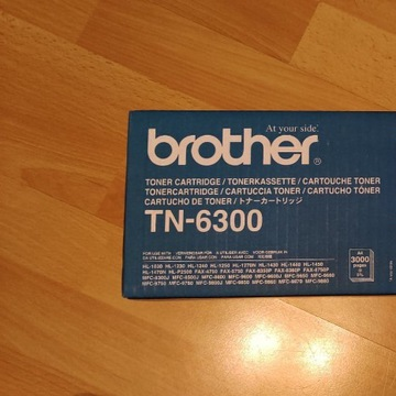 Brother TN-6300 Czarny
