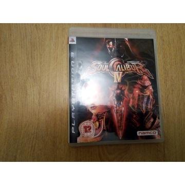 PS3 - gra Soul Calibur 4 - stan idealny