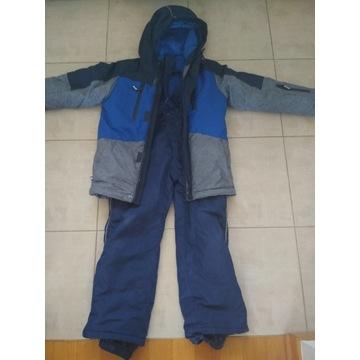 Kombinezon narciarski kurtka narciarska + spodnie