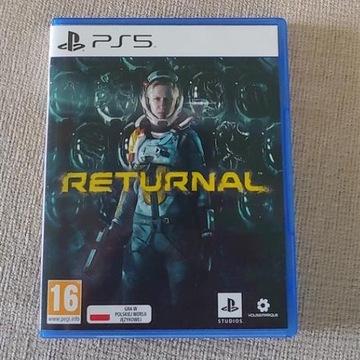 """Gra """"Returnal"""" na konsolę PS5"""