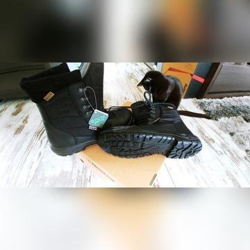 Buty taktyczne Protektor Grom Plus r. 46