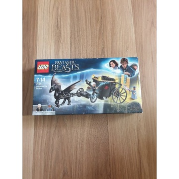 Lego fantastyczne zwierzęta Harry Potter