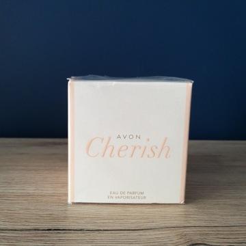Woda perfumowana Avon Cherish 50 ml folia