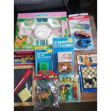Stare niemieckie zabawki