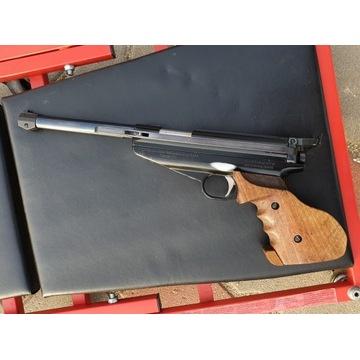 Wiatrówka pistolet FWB 65 Feinwerkbau
