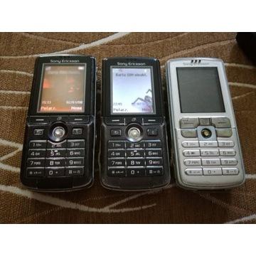Telefony SonyEricsson K750i x 3sztuki sprawne