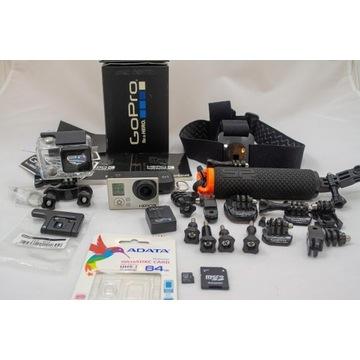 Kamera GoPro 3 Black. Sportowa.