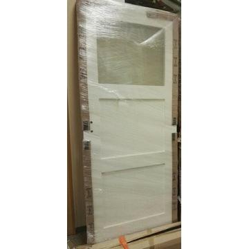Drzwi Porta Grande białe buk