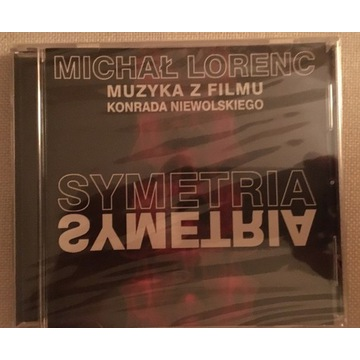Michał Lorenc - Symetria CD