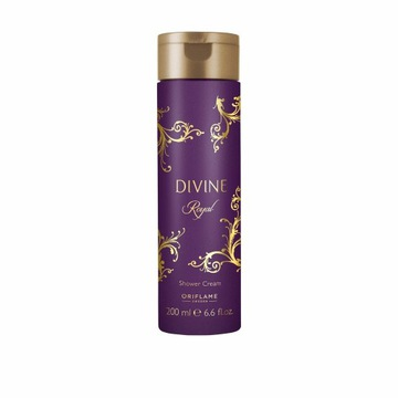 ORIFLAME kremowy żel pod prysznic Divine Royal