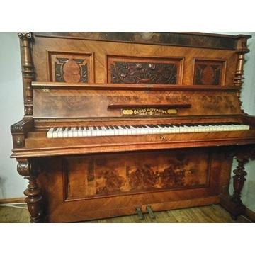 pianino Georg Hoffmann (antyk)