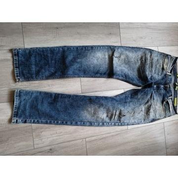 Spodnie Versace jeans