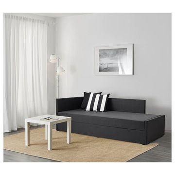 Łóżko - Leżanka - Sofa / IKEA OTEREN