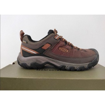 Nowe buty trekkingowe niskie KEEN Targhee EXP WP