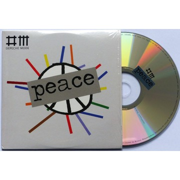 Depeche Mode - Peace - 2 tr. CD Single - CDBONG41
