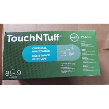 RĘKAWICE NITRYLOWE ANSELL TouchNTuff (nr 92-600)
