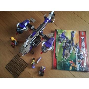 LEGO Ninjago 70746 Atak śmigłowca Condrai