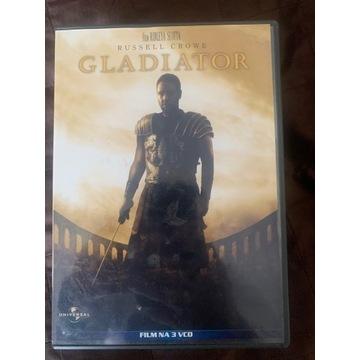 Gladiator VCD - R. Crowe - super stan