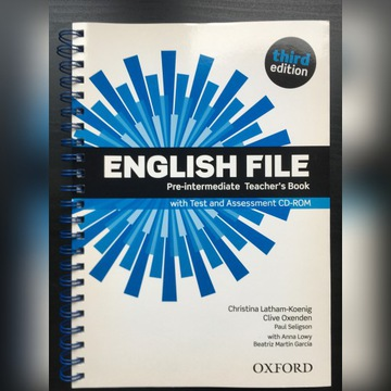 ENGLISH FILE PRE-INTERMEDIATE TEACHER'S BOOK 3E