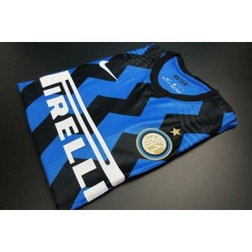 Inter Mediolan 20/21 Vapor Match Home - Nadruk!