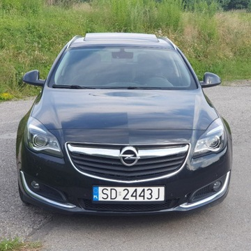 Opel insignia panorama 2015r