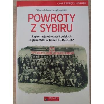Powroty z Sybiru 1945-1947