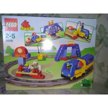 Lego Duplo 5608 pociąg osobowy