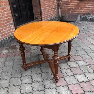 Stół okrągły antyk