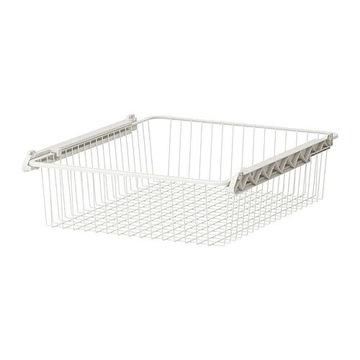 IKEA Kosz Stuva Grundlig biały do obudowy Stuva