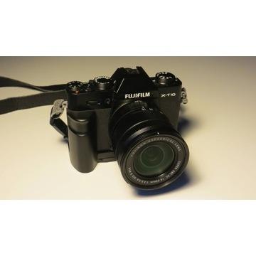 Aparat FujiFilm X-T10 +obiektyw Fujifilm Fujinon X