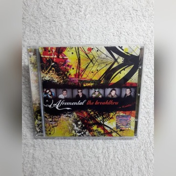 AFROMENTAL the breakthru CD