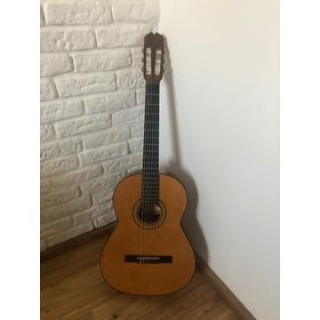 Hiszpańska gitara Conchita pokrowiec