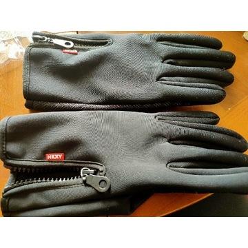 Rękawiczki dotykowe sportowe męskie-damskie XL