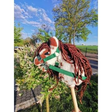 Koń Hobby Horse na kijku - Adelle