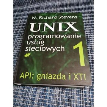 Unix Programowanie usług sieciowych Tom 1