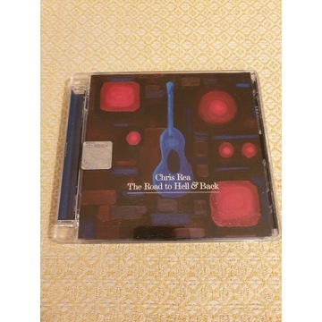 Chris Rea The Road tp Hell&Back cd