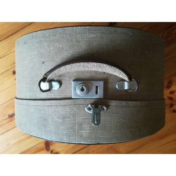 Stare pudło na kapelusze Cheney England, stan bdb+