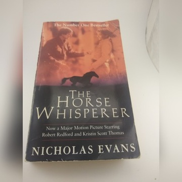 Zaklinacz koni 'The Horse Whisperer' N. Evans ang