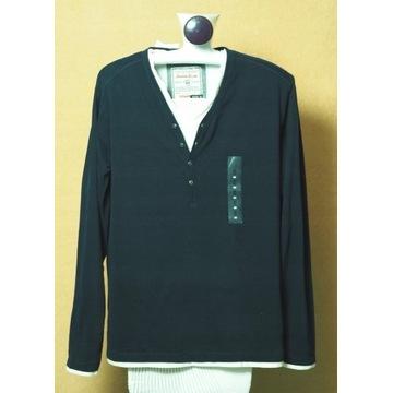 BLUZA Koszulka męska z długim rękawem M 50 NOWA