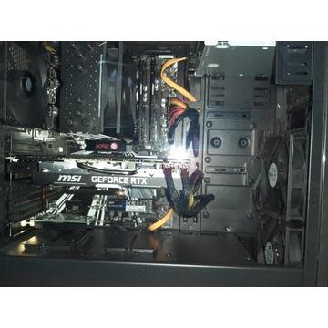 Komputer PC do gier i grafiki