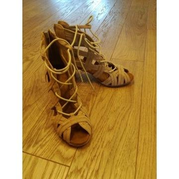 NOWE buty do tańca latino, bachata, salsa rozm. 37