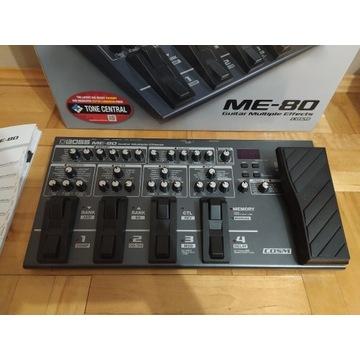 Boss ME 80 multiefekt gitarowy,procesor jak nowy!