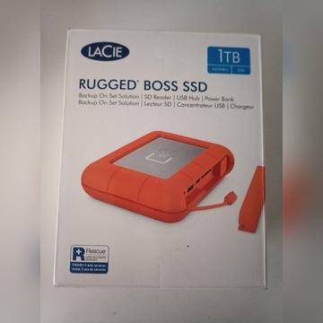LaCie Rugged Boss 1TB