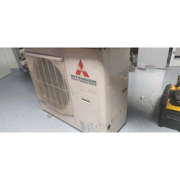 Klimatyzator VRF Misubishi FDC112KXES6 + 4 jednost