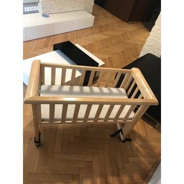 Łóżeczko dostawne Crib Beaside Troll Nursery